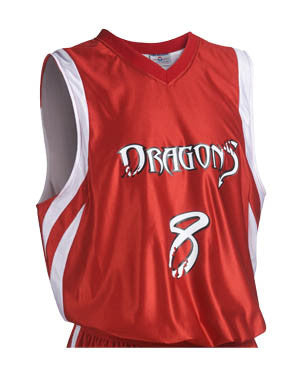 Teamwork Adult Downtown Reversible Basketball Jersey   style 1499