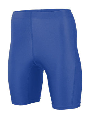 Teamwork Adult Sprint Compression Short   style 4558