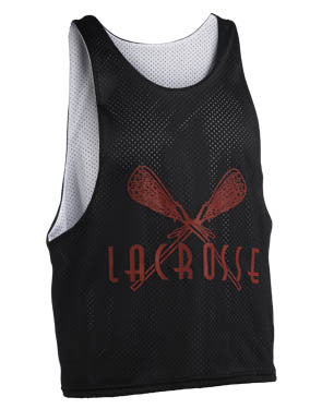 Teamwork Youth Zone Sleeveless Reversible Lacrosse Jersey   style 2366