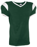 Teamwork Youth Grinder Steelmesh Football Jersey   style 1380