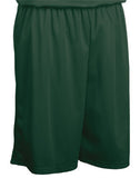 "Teamwork Adult Fadeaway Tricot Basketball Short - 9"" inseam   style 4434"