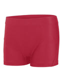 Teamwork Women's Endurance Compression Short   style 4546