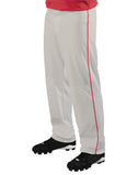 Teamwork Youth 12 oz. Big Show Piped  Baseball Pant   style 3713