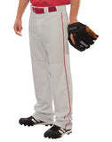 Teamwork Youth 14 oz. Pitchout Piped Open Bottom Pant   style 3731