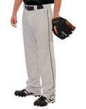 Teamwork Adult 14 oz. Pitchout Piped Open Bottom Pant   style 3751