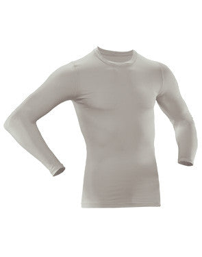 Teamwork Adult Compression Tech Long Sleeve Shirt   style 1873