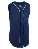 Teamwork Adult Pinch Hitter Sleeveless Pro-Weight Jersey   style 1828B