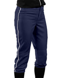 Teamwork Girls' Low Rise 12 oz. Polyester Pant   style 3263