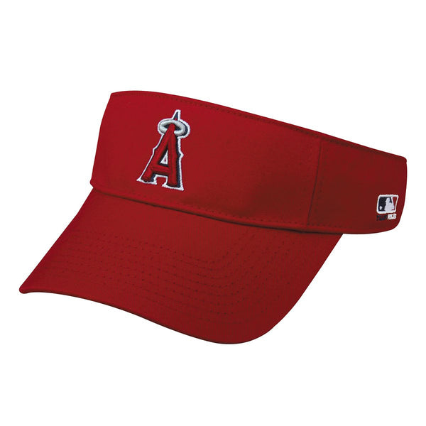 ANGELS Mlb Replica Visor From Oc Sports