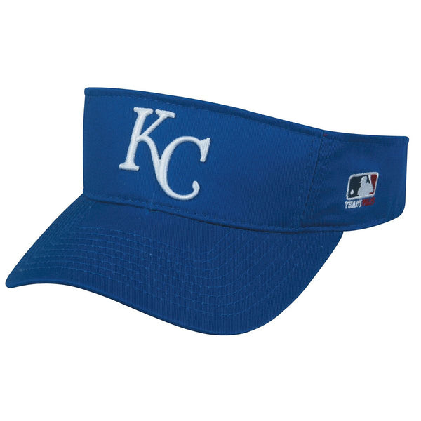 ROYALS Mlb Replica Visor From Oc Sports