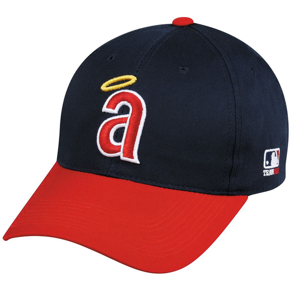 ANGELS Cooperstown Caps From Oc Sports