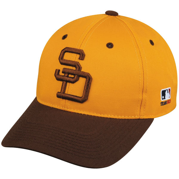 PADRES Cooperstown Caps From Oc Sports