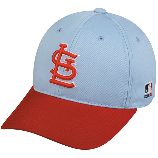CARDINALS Cooperstown Caps From Oc Sports