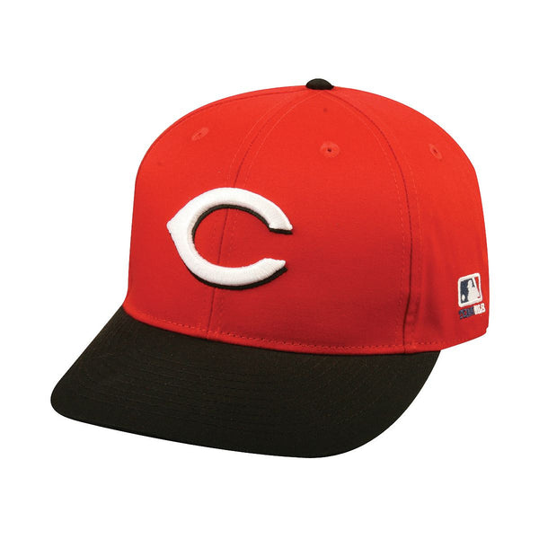 REDS Mlb Replica Cap From Oc Sports