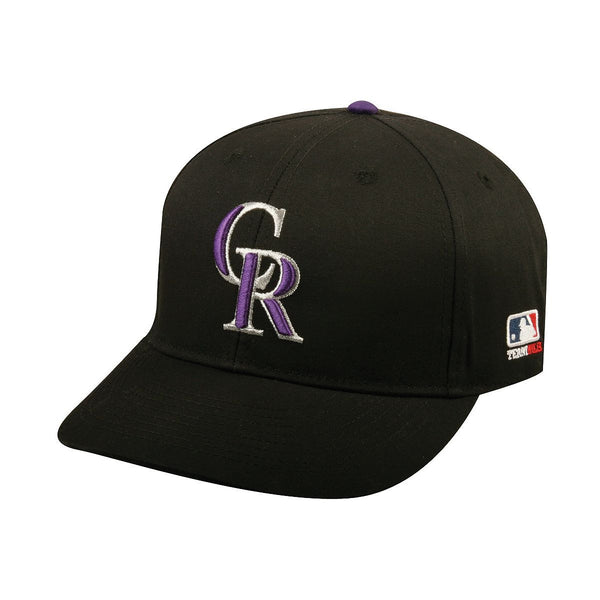 ROCKIES Mlb Replica Cap From Oc Sports