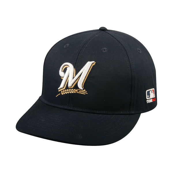 BREWERS Mlb Replica Cap From Oc Sports