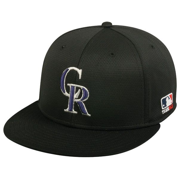ROCKIES Mlb Replica Mesh Cap By Oc Sports