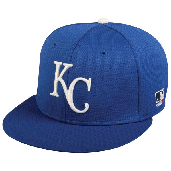 ROYALS Mlb Replica Mesh Cap By Oc Sports