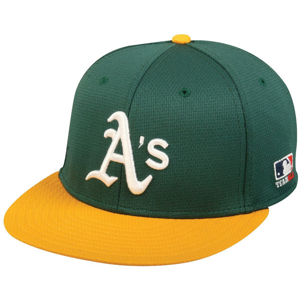 ATHLETICS Mlb Replica Mesh Cap By Oc Sports