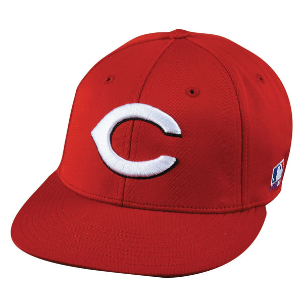 REDS OC Sports Mlb Bamboo Charcoal Polyester Cap