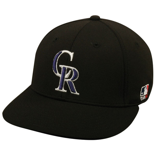 ROCKIES OC Sports Mlb Bamboo Charcoal Polyester Cap
