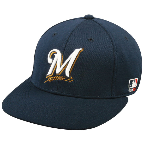 BREWERS OC Sports Mlb Bamboo Charcoal Polyester Cap