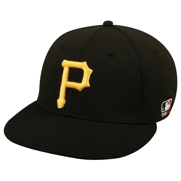 PIRATES OC Sports Mlb Bamboo Charcoal Polyester Cap