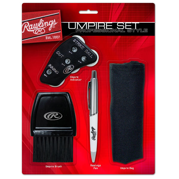 Rawlings® Ubbd Umpire Accessories Set