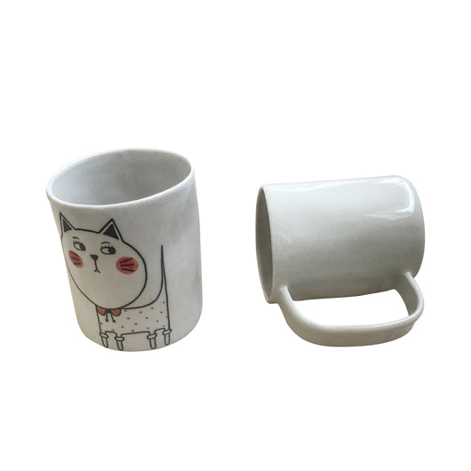 kinderservies| beker cozy cat