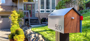 Modern Residential Mailboxes | by Deus Modern