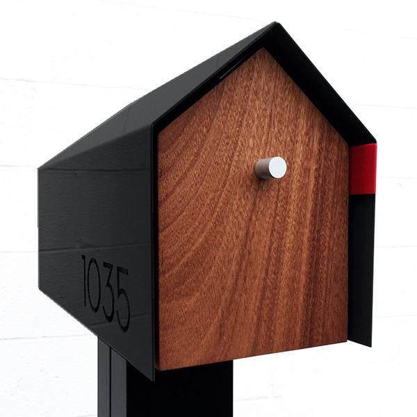 Front and Back Access Mailbox | Bailey by Deus Modern