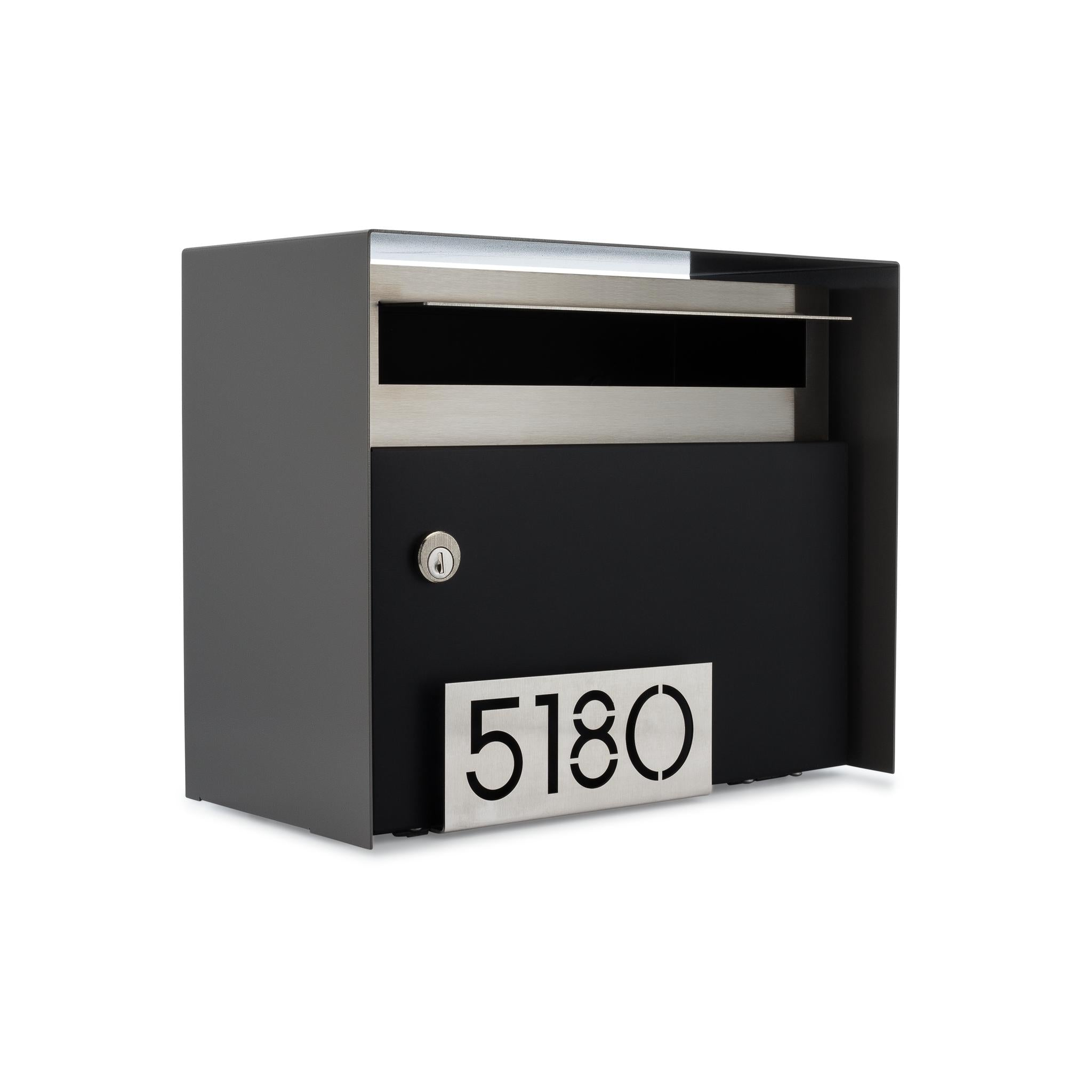 HENRY | WALL MOUNT MAILBOX