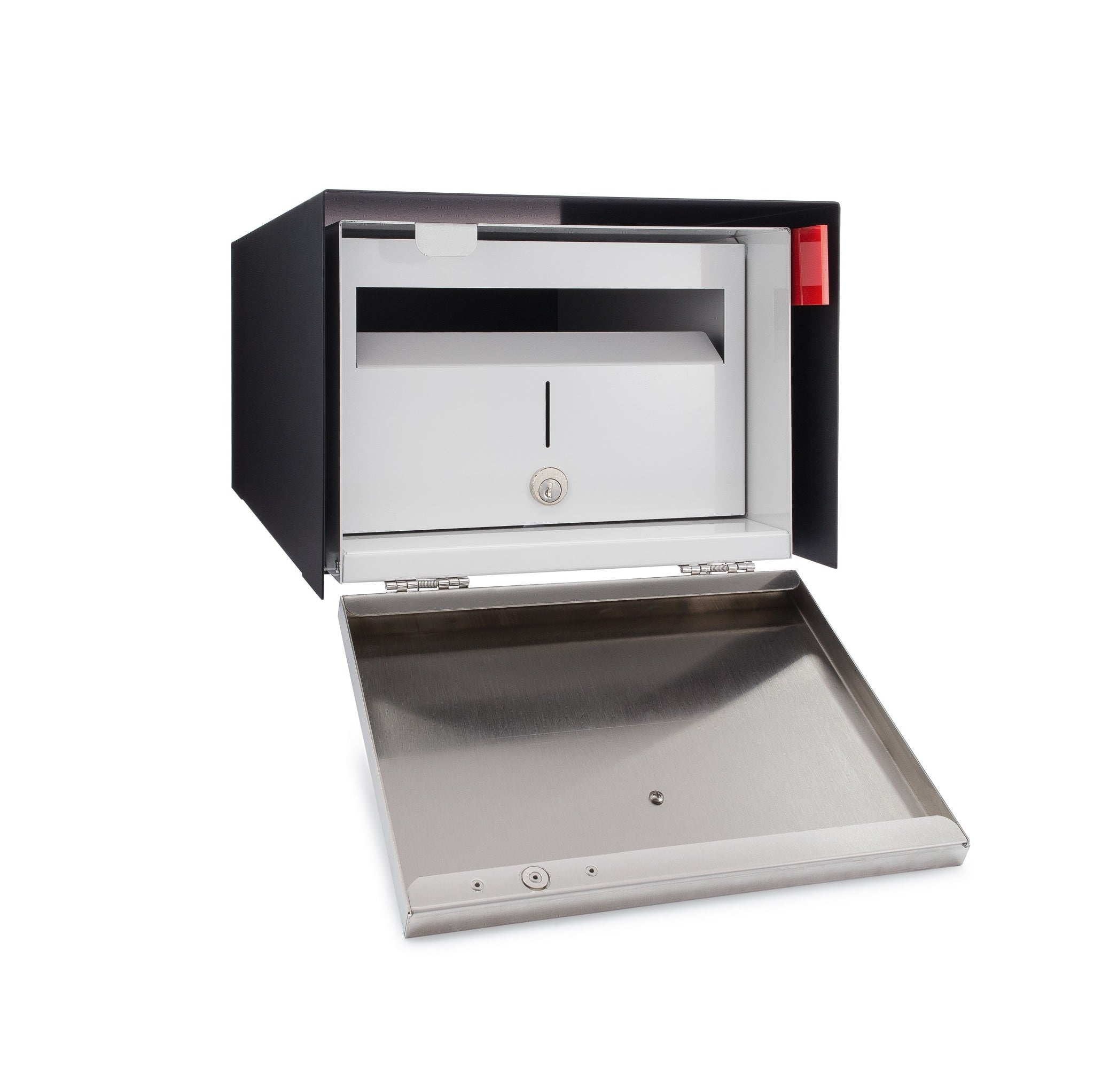 WALDO XL | Locking Mailbox | Post Mounted Secure Mailboxes