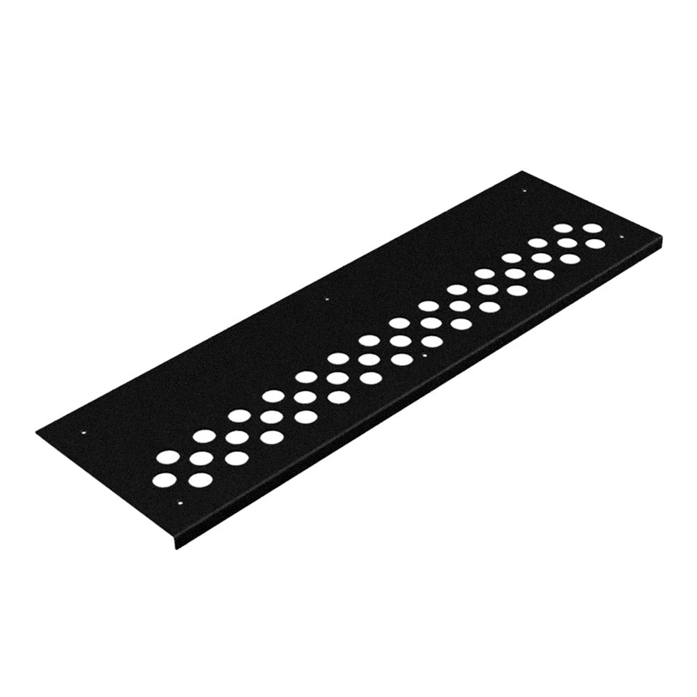 "MODERN STAIR TREADS - 32"" - Perforated"