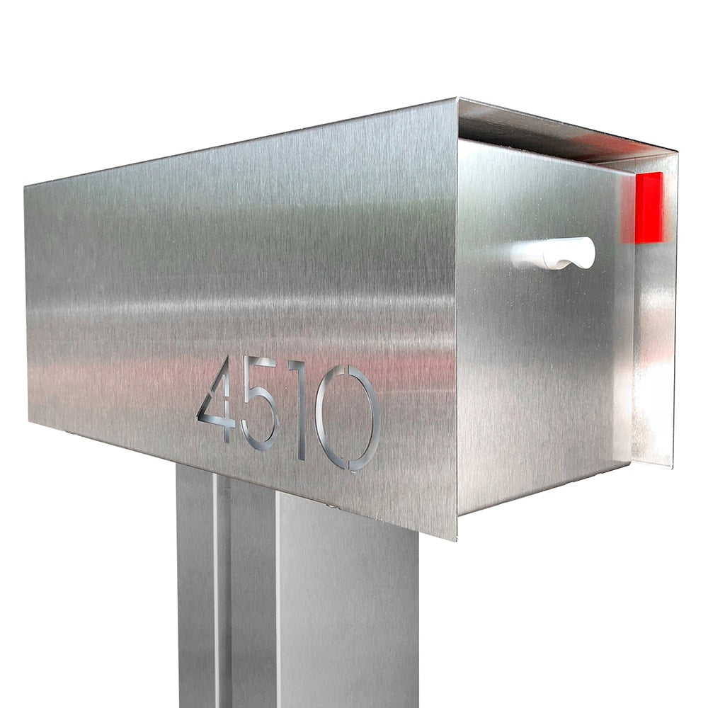 REPLACEMENT MAILBOX OUTER SHELL