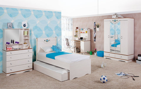 Poligon Kinderzimmer-/ Jugendzimmer Set