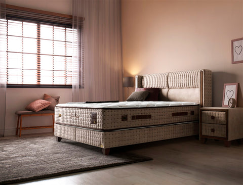 Bambi Clima Naturel Prime Boxspringbett Set
