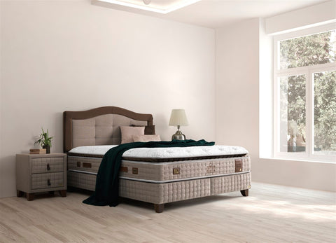 Cotton Master Boxspringbett Set
