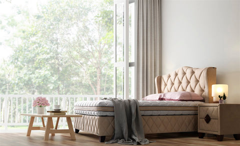 Bambi Quantum Visco Boxspringbett Set