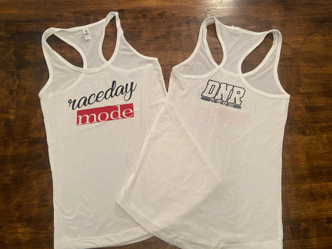 Raceday Mode Ladies Tank