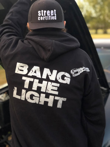 Bang the Light Hoodie
