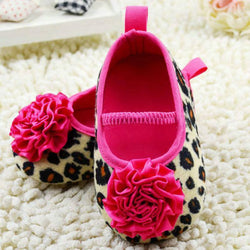 Girl Leopard Pattern + Pink Shoes - Theitkidsboutique