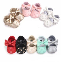 Princess Hearts Soft Soles - Theitkidsboutique