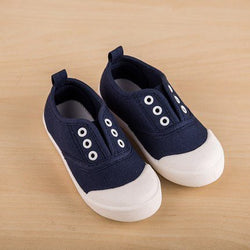 Toddler Spring Canvas Shoes - Theitkidsboutique