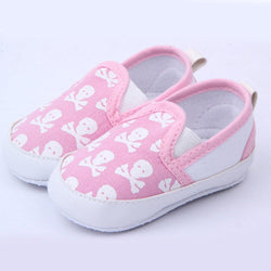 Shoes - Skull Infant Slip-On Walkers