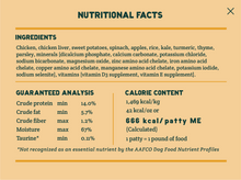 Load image into Gallery viewer, Nutrition Facts - Desktop