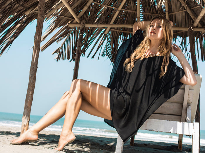 Henna Sipari Lookbook - Kaftans & Dresses - Resortwear