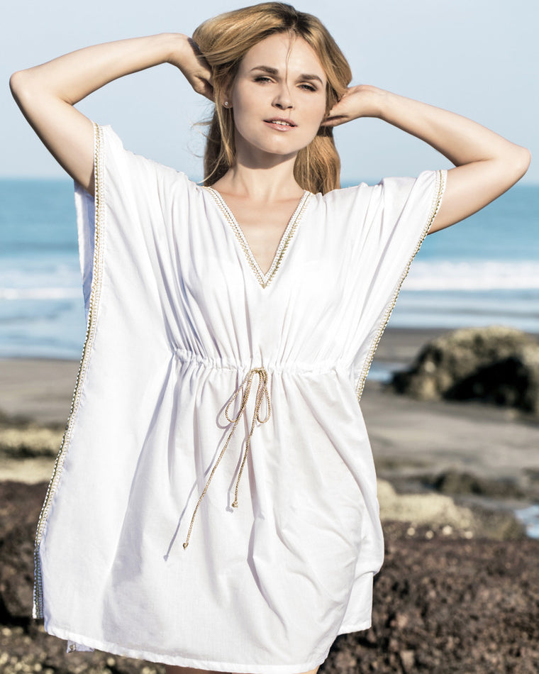 Lilian Cotton Kaftan