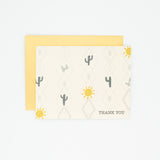 Cactus Western Card Set