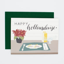 Load image into Gallery viewer, Happy Hollandaise - Set of 8 Greeting Cards & Envelopes